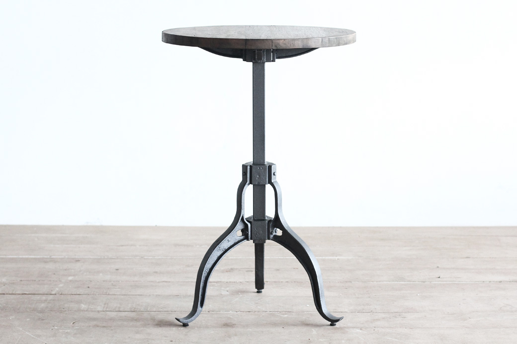 Crank Base Bar Table