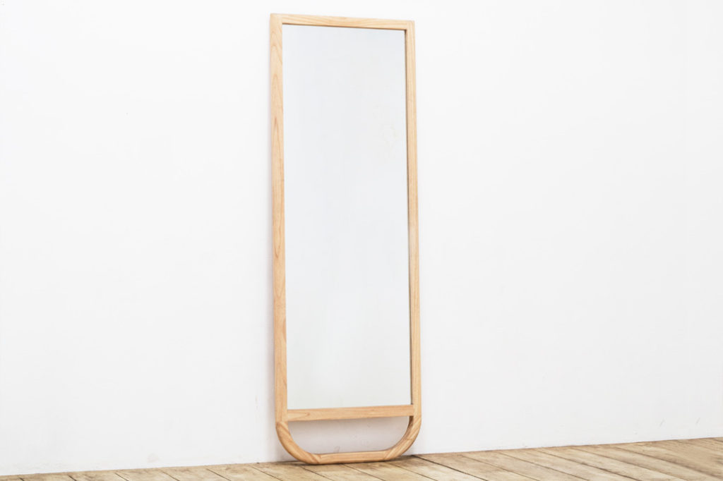 Leaning Mirror