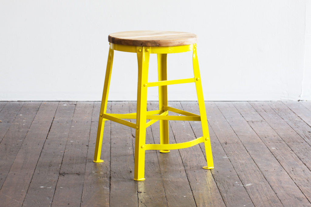 Scaffold Cafe Stool