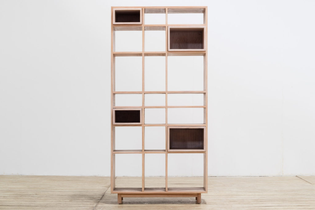 Wally Seed Combo Bookcase