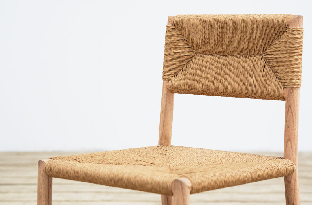 <p>Loom Chair</p>